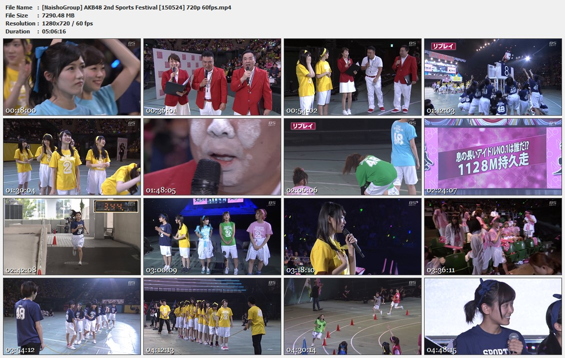 Naisho-Group-AKB48-2nd-Sports-Festival-150524-720p-60fps-mp4