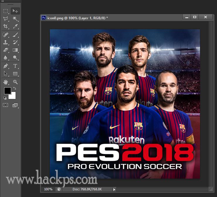 السلام عليكم ورحمة الله وبركاته اليوم جايب لكم كيف تغير الصور الالعاب PS4 PKG 1.لازم يتوفر برنامج فوتوشوب للتعديل الصور.