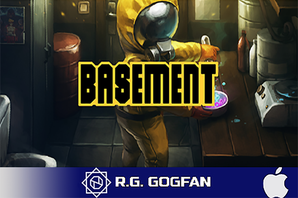 Basement (Halfbus) (ENG RUS) [DL GOG] / [macOS]
