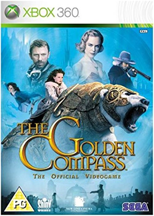 The Golden Compass (2007) XBOX360 GOD RGH