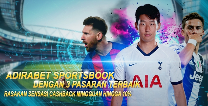 PASARAN SPORTSBOOK TERLENGKAP ADIRABET.com