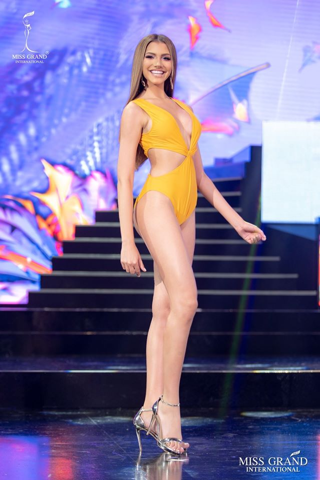 Official Thread of MISS GRAND INTERNATIONAL 2019 - Lourdes Valentina Figuera - VENEZUELA - Page 2 3