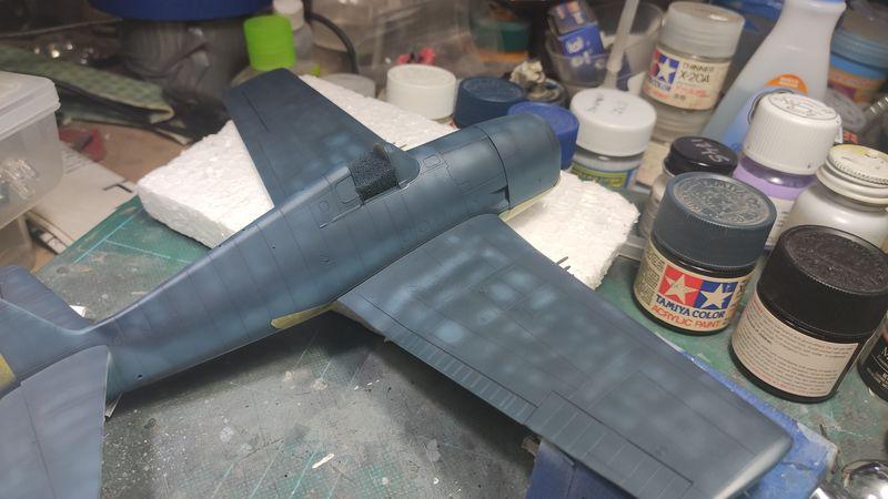 MT: F6F-3 Hellcat - Eduard IMG-20200120-202537-1