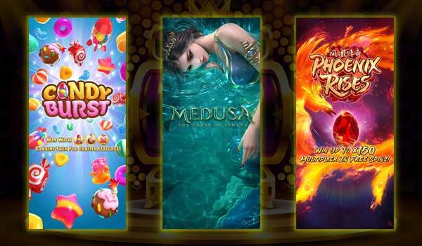 Game Slot Deposit Pulsa