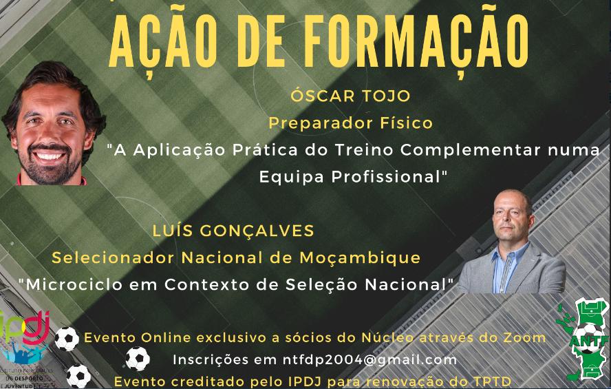 PORTALEGRE: NÚCLEO DE TREINADORES COMEMORA ANIVERSÁRIO COM UMA AÇÃO DE FORMAÇÃO.