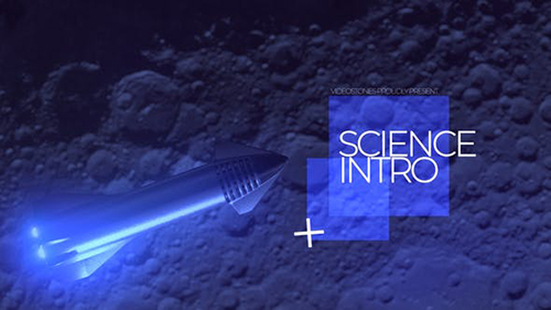 Space Rocket Science Intro 32695209 - Project for After Effects (Videohive)