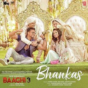 Bhankas By Bappi Lahiri, Dev Negi & Jonita Gandhi (Baaghi 3) Ft. Tiger S,Shraddha K HD