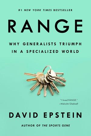 Диапазон: почему универсалы торжествуют в специализированном мире. Какие книги читает Билл Гейтс