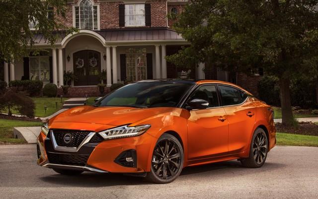 Nissan et le orange: Une histoire d'Halloween  2020-Nissan-Maxima-10-source