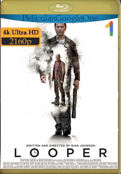 Looper: Asesinos del futuro (2012) [4K UHD [HDR]] [Latino-Inglés] [GoogleDrive] – Wolf Levine
