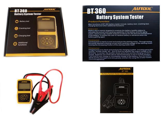 BT360-komplekt