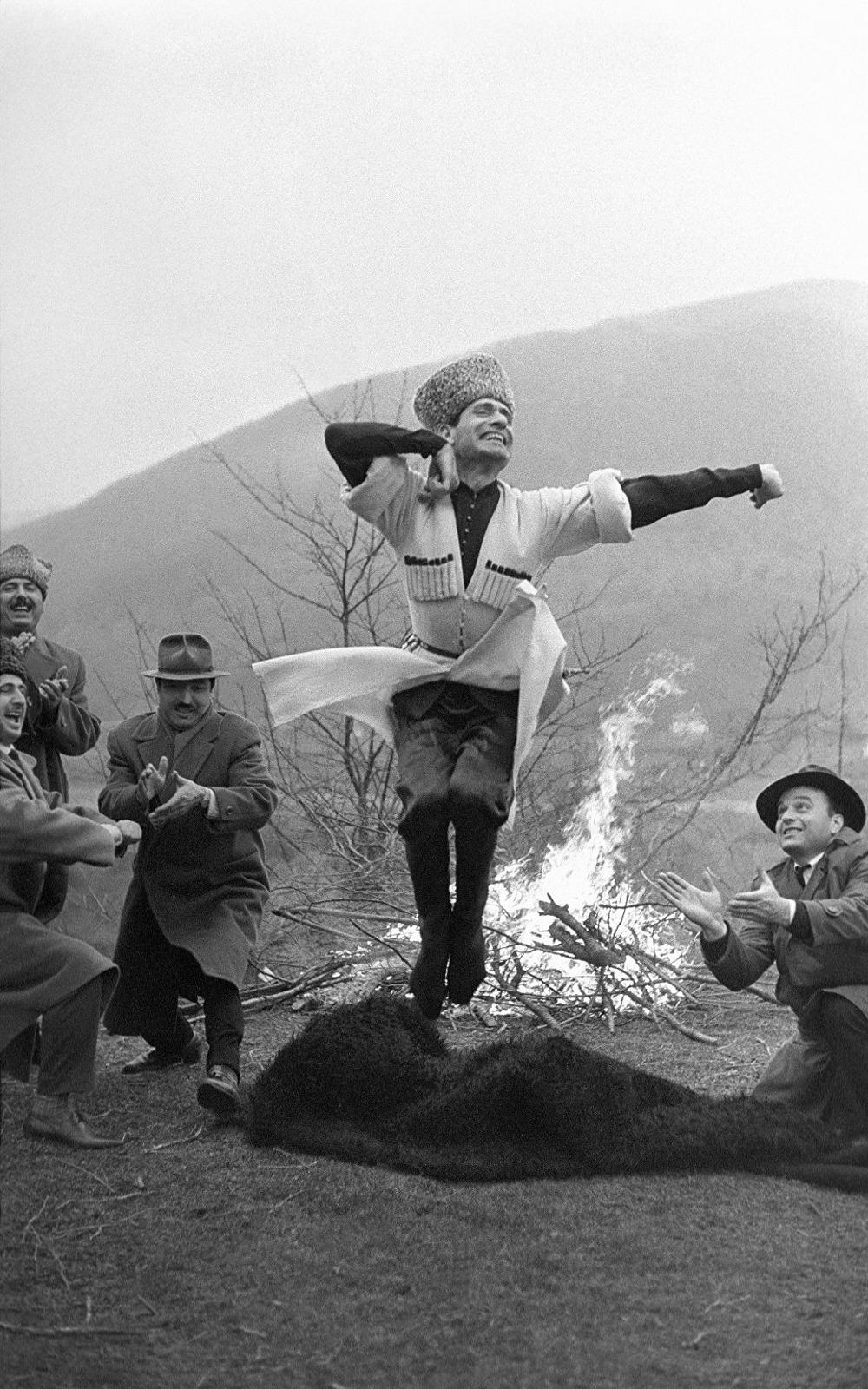 Жизнь СССР в фотографиях Юрия Абрамочкина 33 1