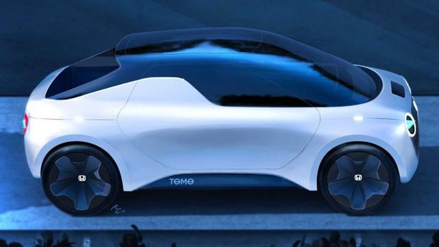 2019 - [Honda] Tomo Concept (Geneve) T3
