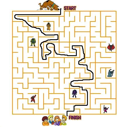 [IT] Competizione forum Scooby-Doo: Labirinto #5 - Pagina 6 Labiri10