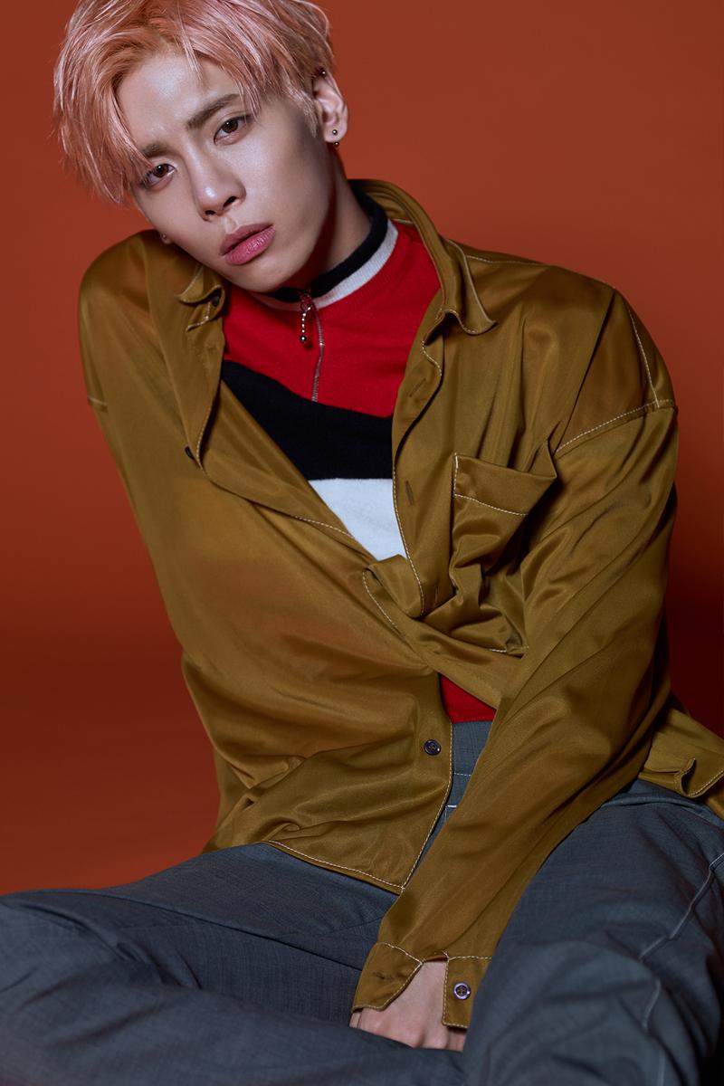 """Jonghyun compõe """"No More"""""""