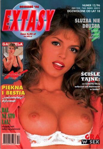 Cover: Extasy - December 1996