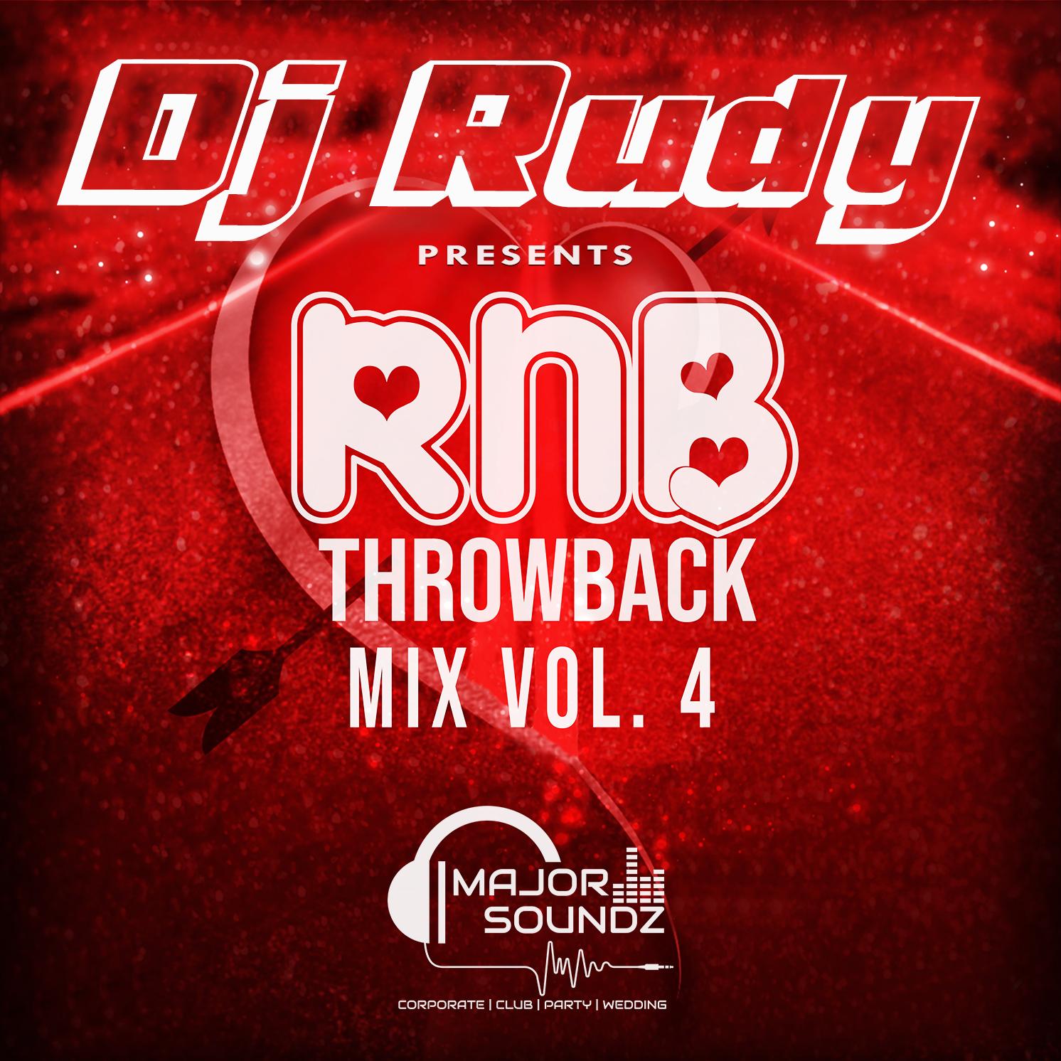 DJ Rudy - Throwback Mix Vol.4 Promo Mix