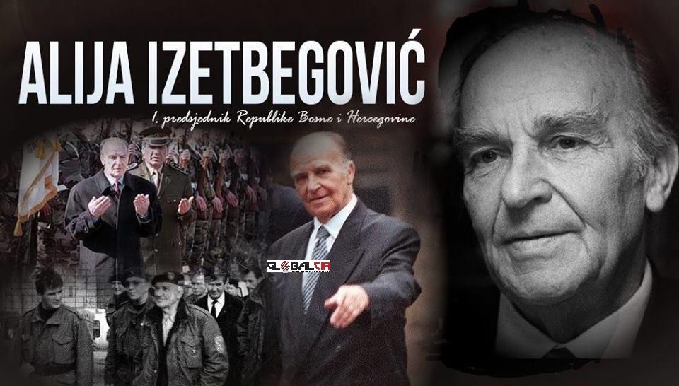 95 GODINA OD ROĐENJA ALIJE IZETBEGOVIĆA! Donosimo vam životnu i političku biografiju prvog predsjednika nezavisne Republike Bosne i Hercegovine!