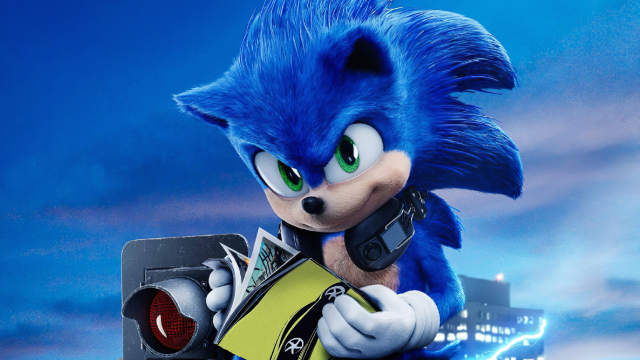 Sonic The Hedgehog Movie Will Feature A New Character Named Longclaw