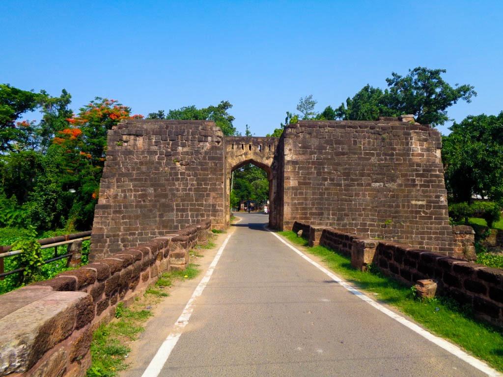 Barabati gateway