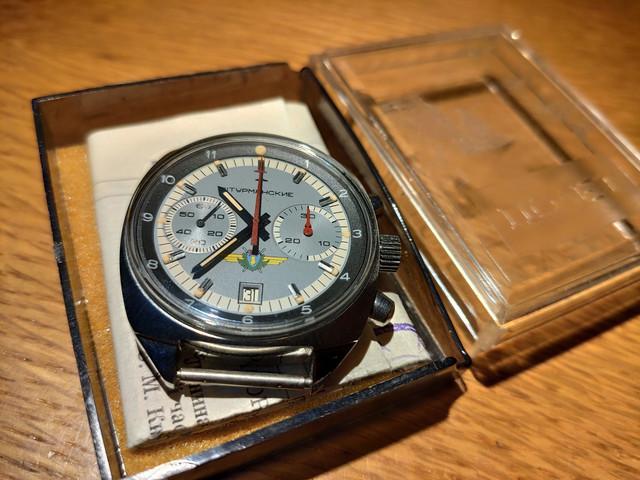 "[Vendue] Poljot Chronograph ""Sturmanskie"" 31659 IMG-20200115-211420"