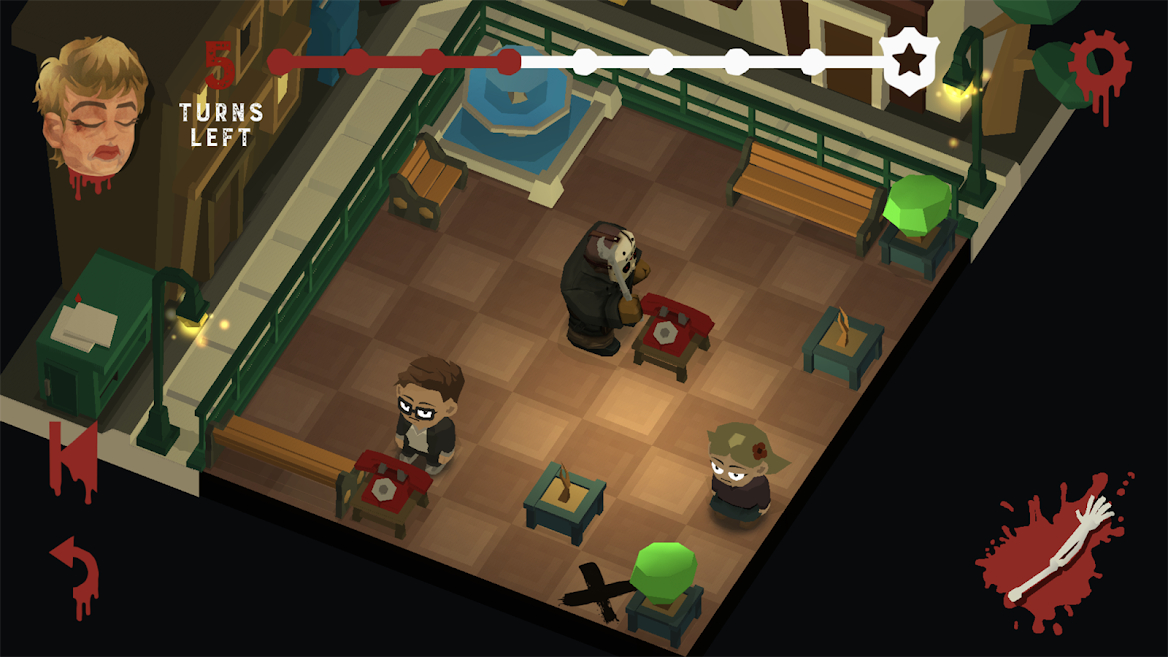 Friday the 13th Killer Puzzle 5