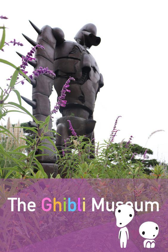 The Ghibli Museum, Tokyo