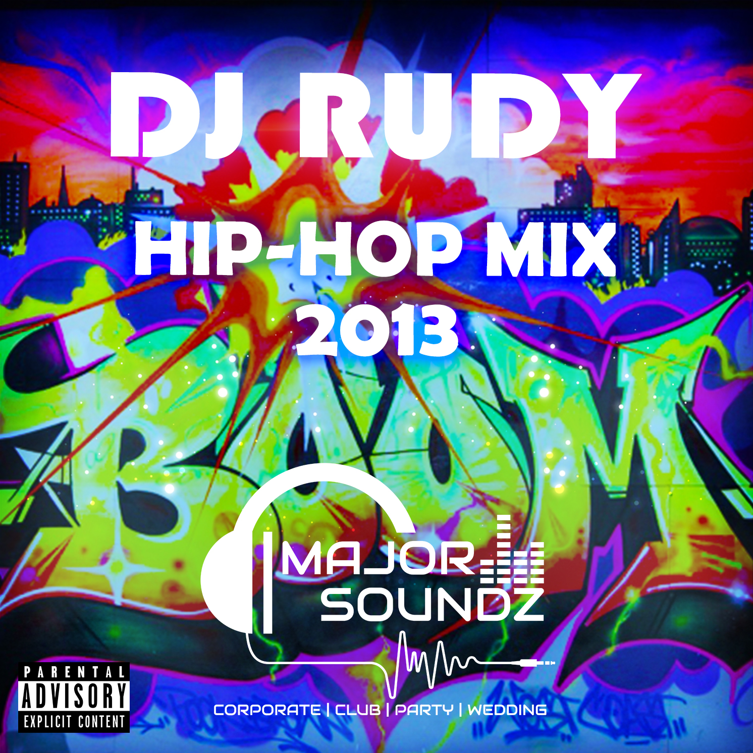 DJ Rudy - 2013 Hip-Hop Promo Mix