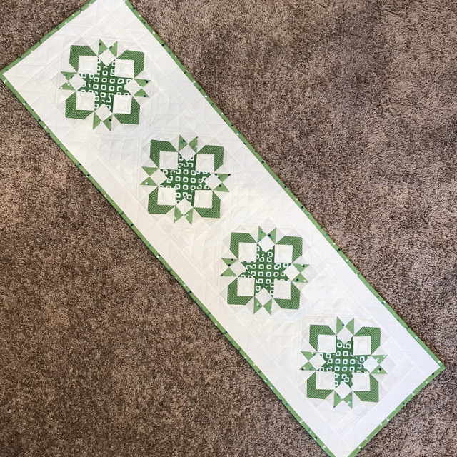 Lucky One Table Runner.jpg