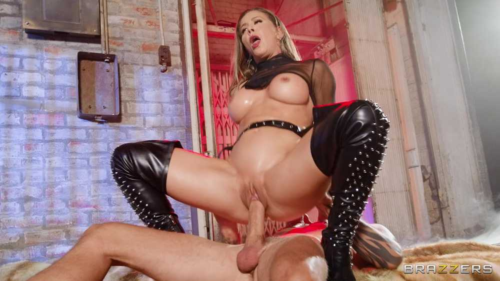Cherie Deville, Scott Nails – Veiled Deville – Pornstars Like It Big – Brazzers