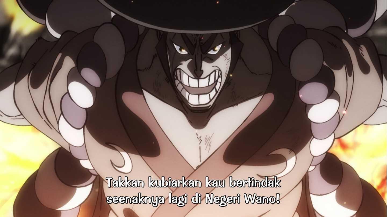 One Piece Episode 972 Subtitle Indonesia