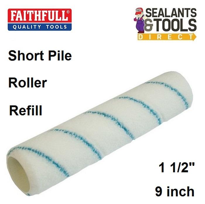 Faithfull-Short-Pile-Mopile-Roller-Sleeve-Fairwmob112