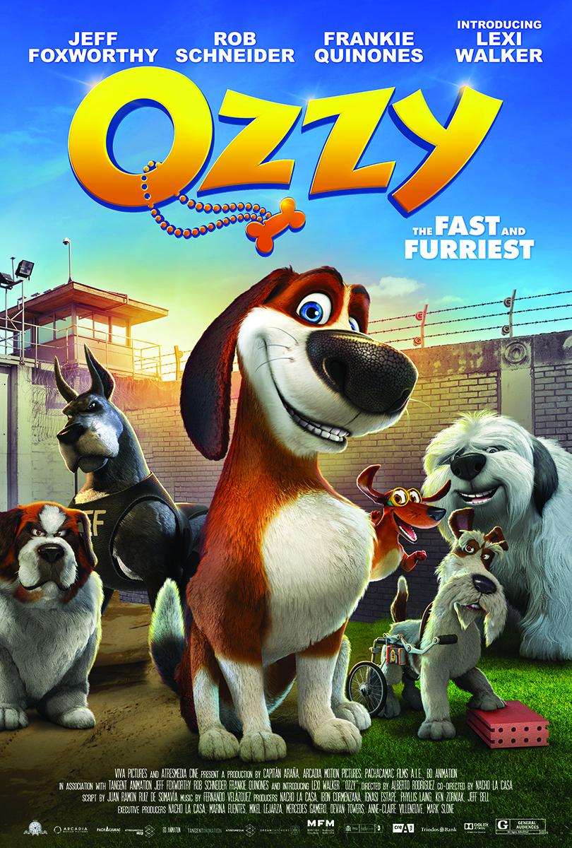 ოზი: ძაღლების გაქცევა OZZY