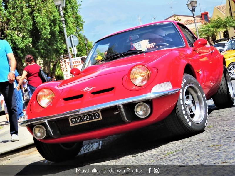 2019 - 9 Giugno - Raduno Auto d'epoca Città di Aci Bonaccorsi Opel-GT-TOM91390-4