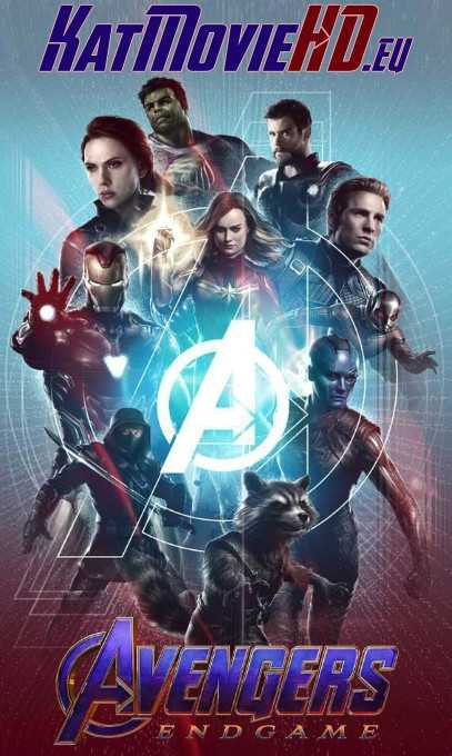 Avengers: Endgame (2019) Hindi WebRip 720p 480p HD Dual Audio [हिंदी – English] Full Movie