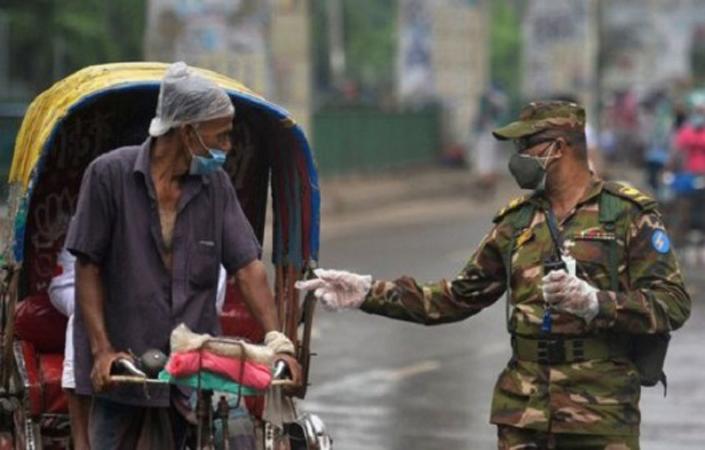 ১৪ দিনের 'সবচেয়ে কঠোর লকডাউনে' মাঠে নামছে সেনাবাহিনী