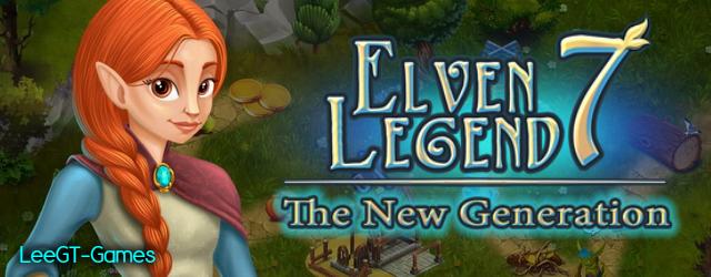 Elven Legend 7: The New Generation [Beta Version]