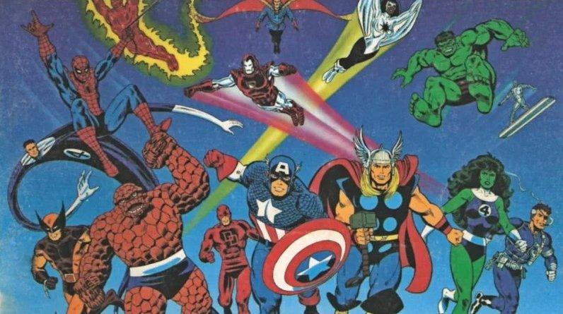 Avengers assembling