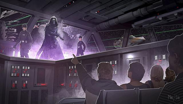 Star Wars: Galaxy's Edge [Disneyland Park - 2019] - Page 12 133