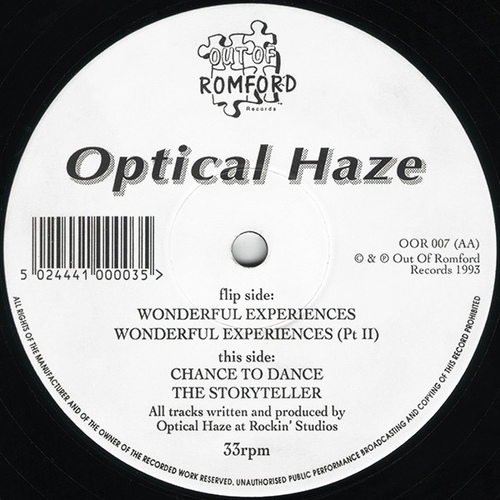 Optical Haze - Wonderful Experiences 1993