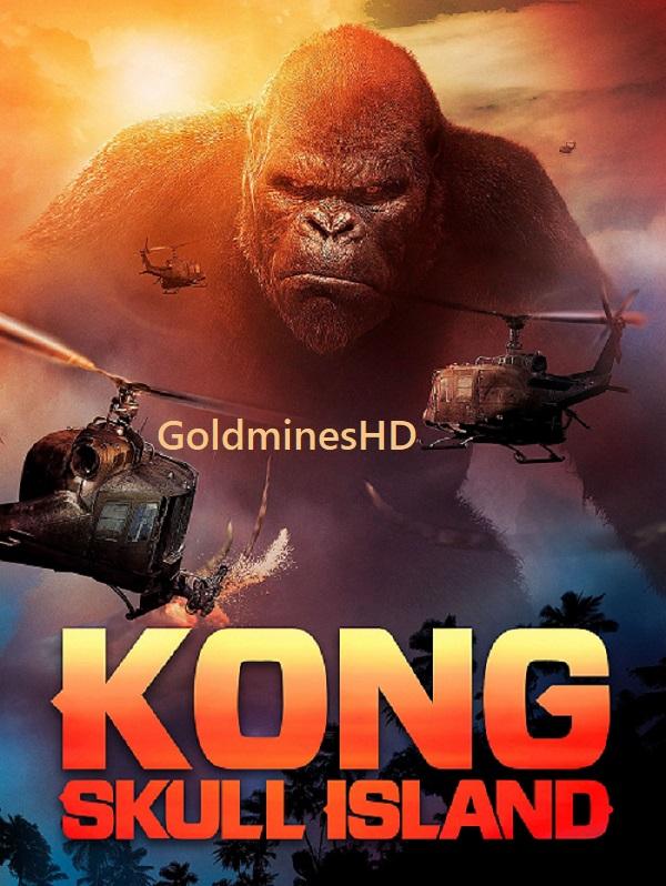 Kong-Skull Island 2017