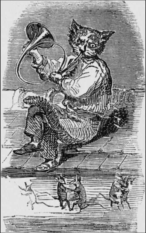 Beleth illustration by Louis Le Breton