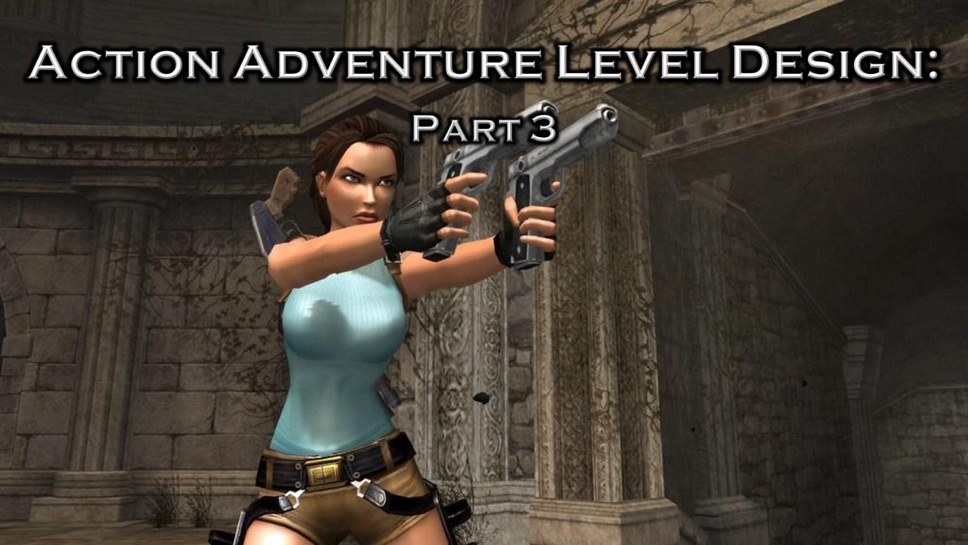 Action Adventure Level Design Icon