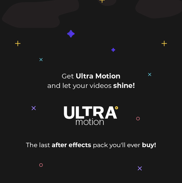 Ultra Motion | After Effects - 27