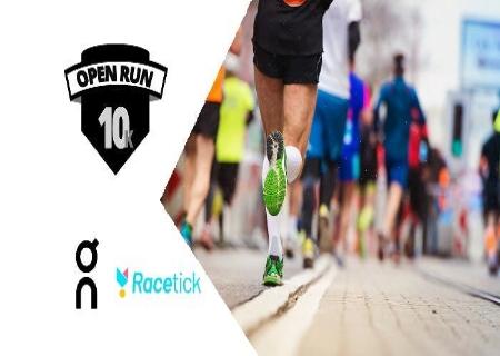 Del 29/05 al 07/06 llega la Open Run 10K