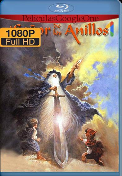 El Señor De Los Anillos (1978) HD [1080p] Latino [GoogleDrive] | Omar |