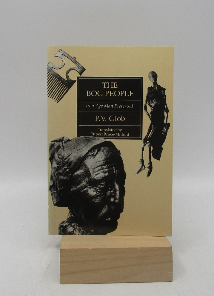 Image for The Bog People: Iron-Age Man Preserved (First Paperback Edition)