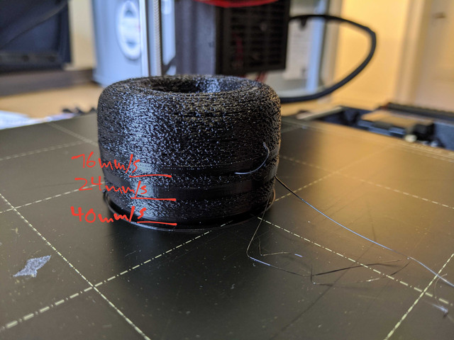 Flexfil 98A printing Issues