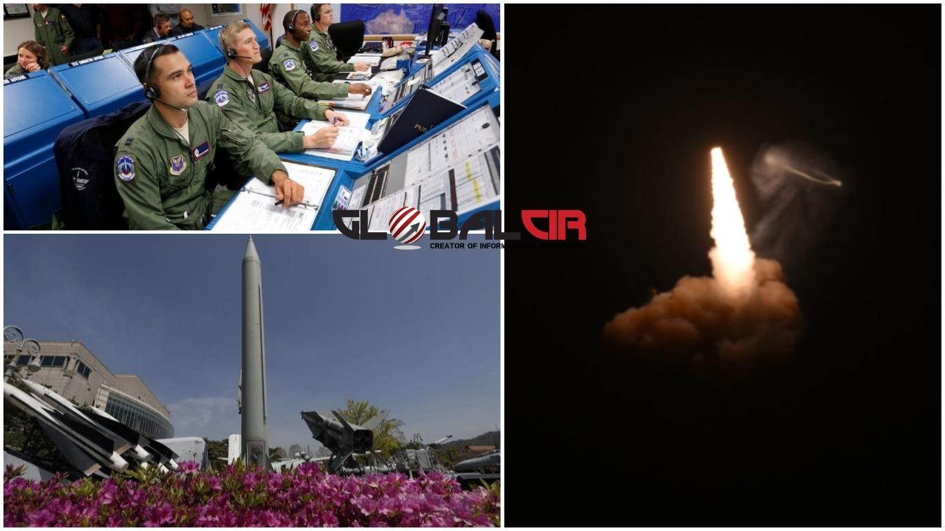 'MINUTEMAN III': SAD testirale interkontinentalnu balističku raketu!
