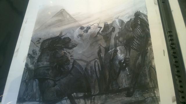 Galerie Daniel Maghen [originaux Warhammer Battle & 40K] 24